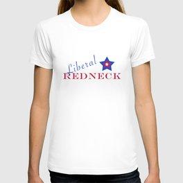 Liberal Redneck T-shirt