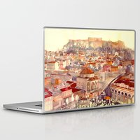 takmaj Laptop & iPad Skins featuring Athens by takmaj