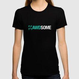 AWDSOME v3 HQvector T-shirt