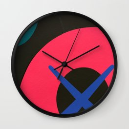 KAWS - Untitled Wall Clock