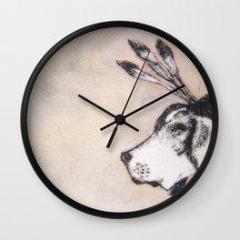 HoundDog Wall Clock