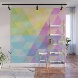 Fig. 027 Hexagon pattern Wall Mural