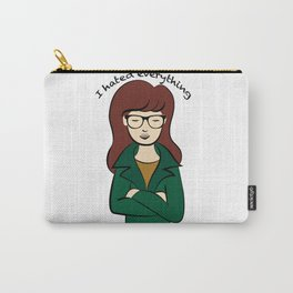Daria, the Original Hipster Carry-All Pouch