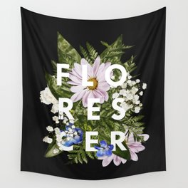 Florescer Wall Tapestry