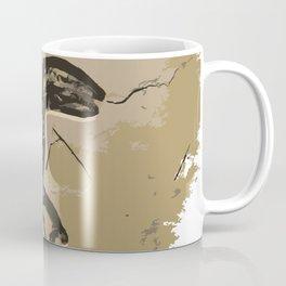 Dino Fosil Coffee Mug