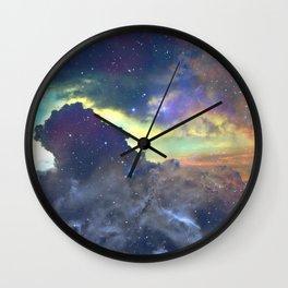 Wonderlust Wall Clock