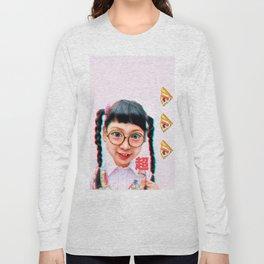 Otaku Girl Long Sleeve T-shirt