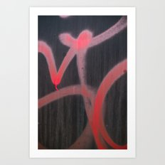 can stroke Art Print