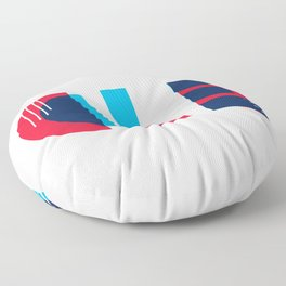 RNC_CLE Floor Pillow