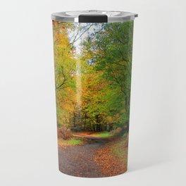 Autumn Dream Travel Mug