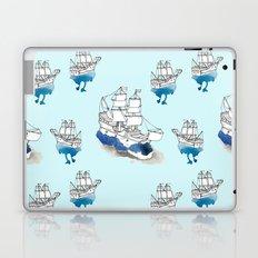 Ships Pattern Laptop & iPad Skin