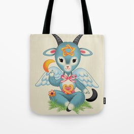 Baby's First Baphomet Tote Bag