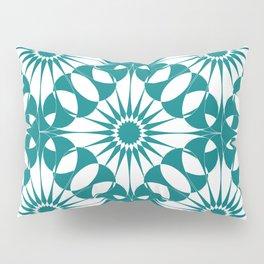 Spanish Tile - Blossom Pillow Sham