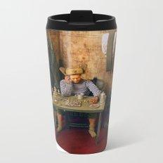 One Sixth Custom Figure 10 Metal Travel Mug