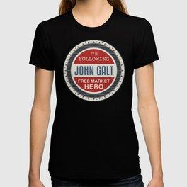 Free Market Hero T-shirt