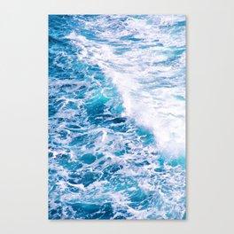 My Inner Sea Canvas Print