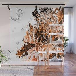 Liquid Halloween Wall Mural