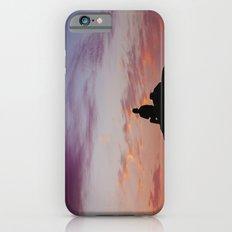 Man Enjoying Sunset II iPhone 6s Slim Case
