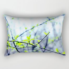 Spring pastel Rectangular Pillow