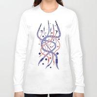 deadmau5 Long Sleeve T-shirts featuring Jackworms by Sitchko Igor