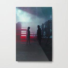 Blade Runner 2055 Metal Print
