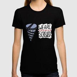 screwed T-shirt