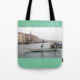 Good Morning Venice Tote Bag