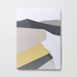 Abstract 35 Metal Print