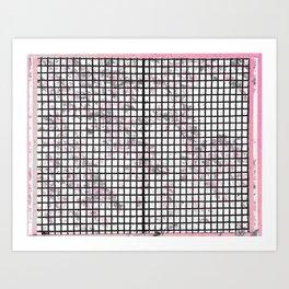 #119 Art Print