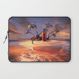 In the event of sinking Laptop Sleeve
