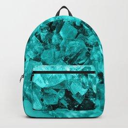 Sparkling Aqua Amethyst Backpack