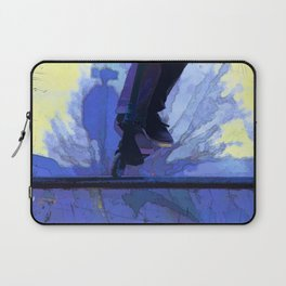 Nose Dive - Stunt Scooter Champ Laptop Sleeve