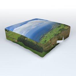 Sao Miguel, Azores Outdoor Floor Cushion