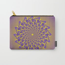 Circle of Diamonds Carry-All Pouch