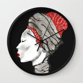 Nyako Wall Clock