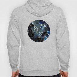 Metallic Ocean III Hoody