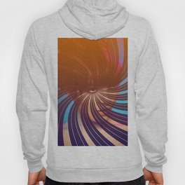 Eye Will Travel Far to See You Hoody