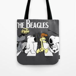 The Beagles Tote Bag