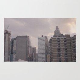 New York on Kodak Portra 400 Rug