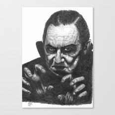 Bela Lugosi Canvas Print