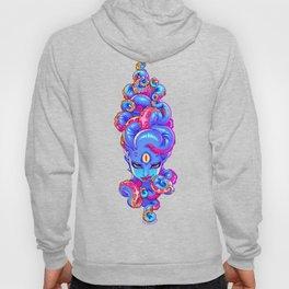 Tentacle Demoness (BLUE version) Hoody