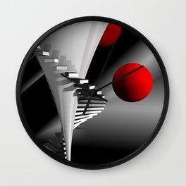 go upstairs -2- Wall Clock