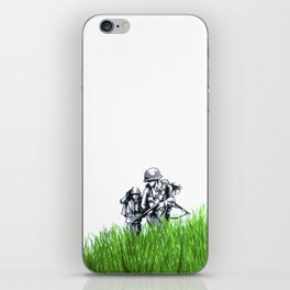Marines iPhone Skin