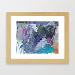 Cascadia Framed Art Print