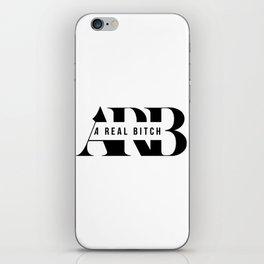 ARB A Real Bitch iPhone Skin