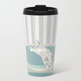 Quiet Metal Travel Mug