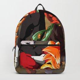 Gogeta Blue Backpack