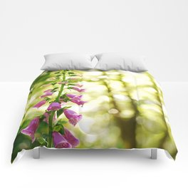 the height of summer Comforters