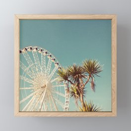The Height of Summer Framed Mini Art Print