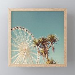 The Height of Summer Framed Mini Art Print
